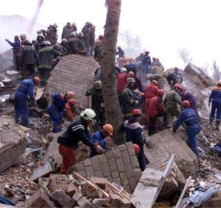 Russian Apartment Bombings