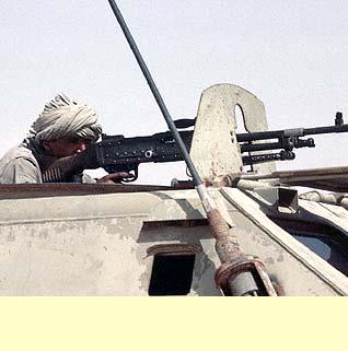 Sahwari Soldier