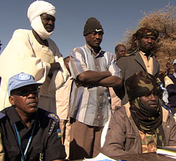 janjawwed militia darfur