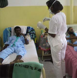 Military Hospital, Luanda