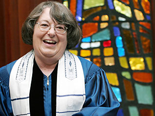 America's First Female Rabbi