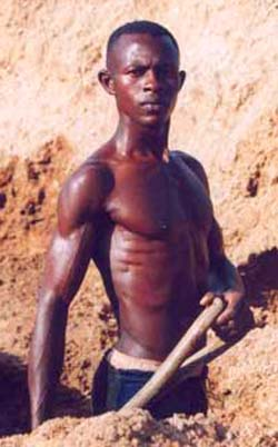Essay about mineral resources in africa