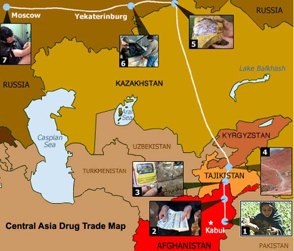 drug control in central asia Part one of my podcast for a class project boring, yes, yet so effective :.