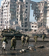 trouble with chechnya essay