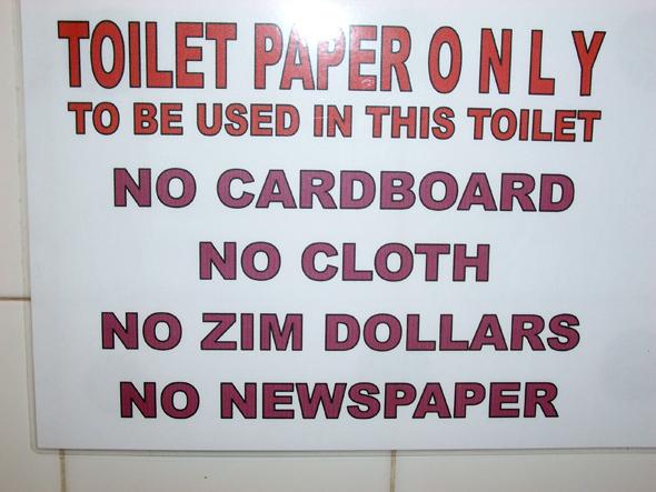 Essay on Zimbabwe