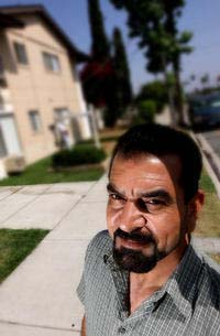 Iraq refugee, Kamil Silewa.<br /> (Photo by Sandy Huffaker, LA Weekly)