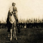 The Druze have lived in the Levant (the area bordering the Mediterranean Sea that now includes Syria, Lebanon and Israel) since about 1015. They have a reputation as formidable warriors, which began in 1100 when Crusaders ruled Syria. In 1926, under the military leadership of Sultan Pasha al-Atrash (pictured above), the Druze played a key role in Syria's fight for independence from the French.