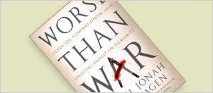 Worse Than War book cover