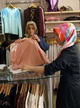 Photo of two women working in Tekbir, Turkey