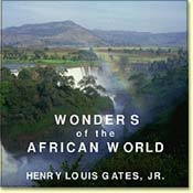 Wonders of the African World book