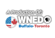 Logo - A Production of WNED